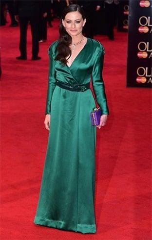 Lara Pulver at Olivier Awards