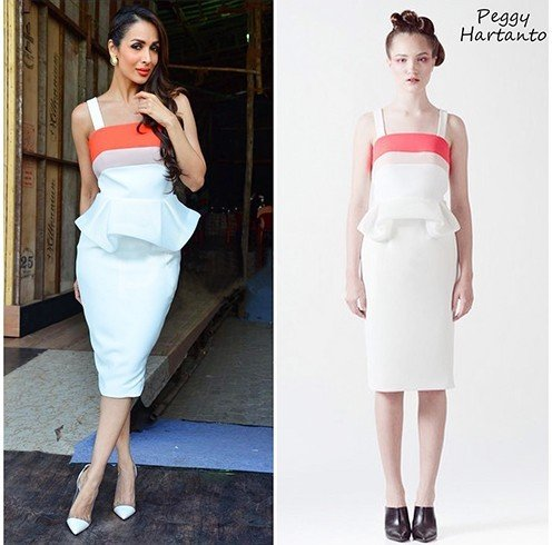 Malaika Arora In Peggy Hartanto