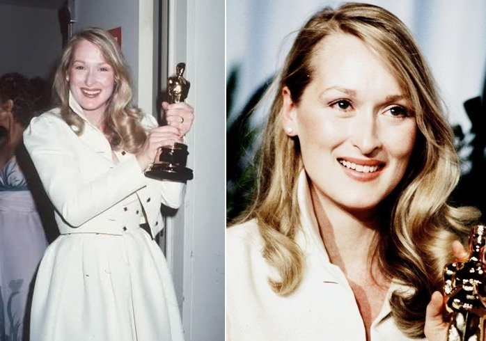 Meryl Streep 52nd Academy Awards