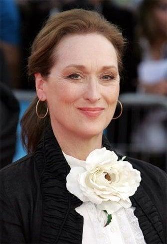 Meryl Streep Fashion Style