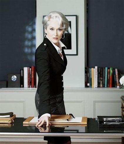 Meryl Streep Style and Fashion