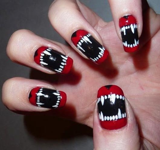 Nail Art Design - 130 Easy And Beautiful Nail Art Designs 2018 Just For You