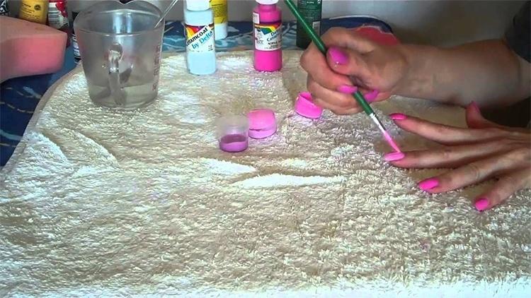 Nail Polish only Ingredients