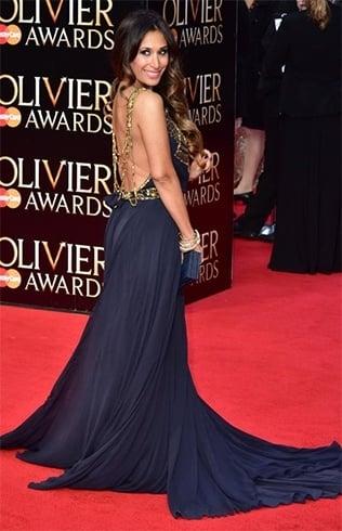 Preeya Kalidas at Olivier Awards