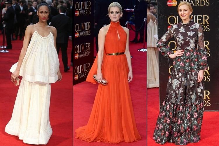 Red Carpet Misses at Olivier Awards