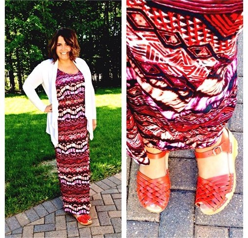 Shoes to Wear with Maxi Dresses