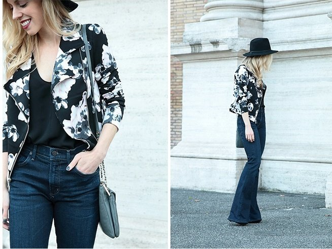Style Tips On How To Wear Flare Jeans