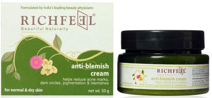 The Richfeel Anti Blemish Cream