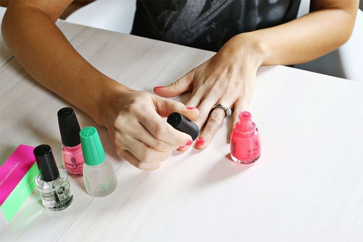 Ways to Make Your Own Nail Polish color