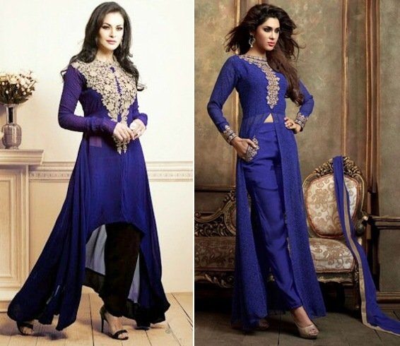 Western Kurti at Traditional Occasions