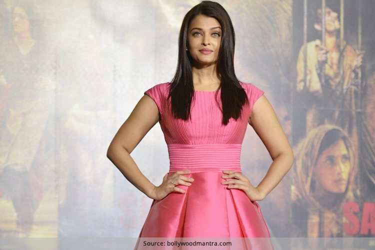 Aishwarya Rai Bachchan At Sarabjit Trailer Launch