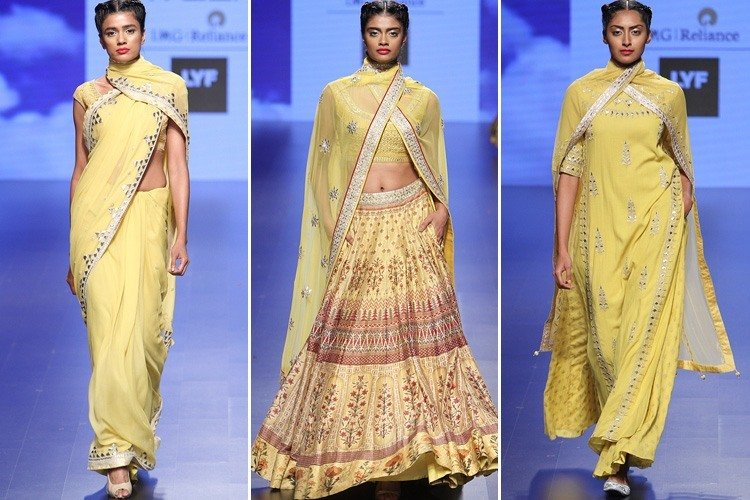 Anita Dongre at Lakmé Fashion Week 2016