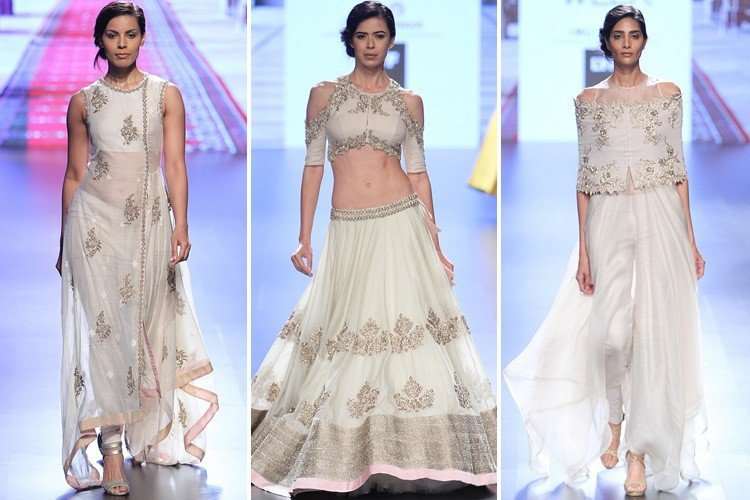 Anushree Reddy at Lakmé Fashion Week summer resort 2016