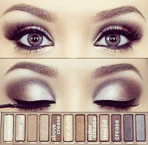 arabic eye makeup tips