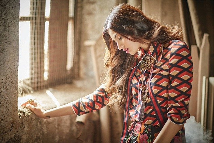 Athiya on Verve India April 2016 Photoshoot