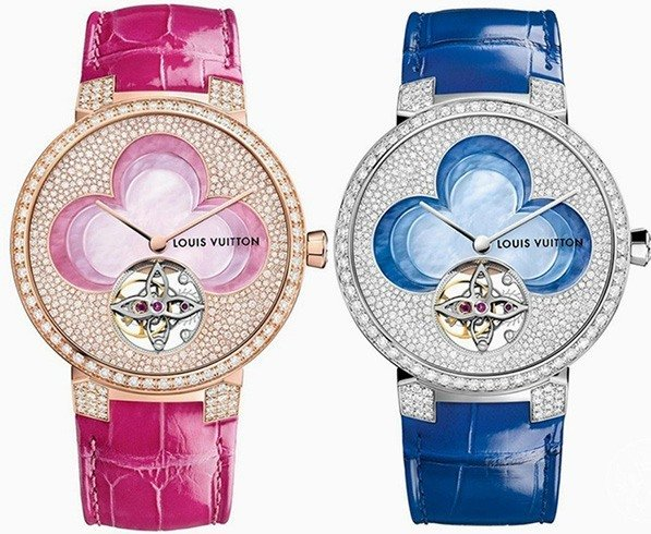 Baselworld best watches 2016 Louis Vuitton