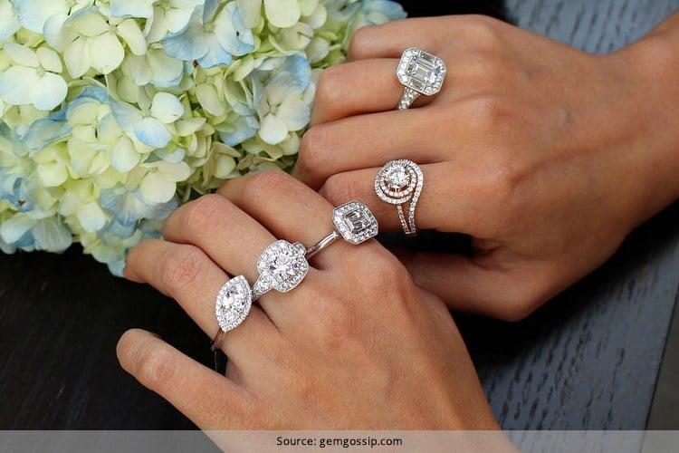 Best Diamond Rings For Bridesmaids