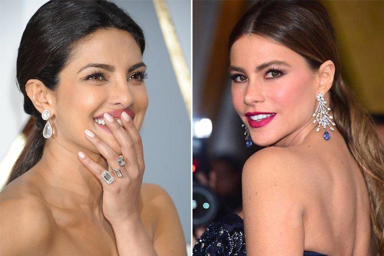2016 Best Oscar Jewelry