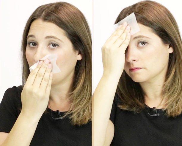 Blotting Sheets For Face
