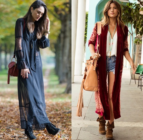Bohemian Dressing Style