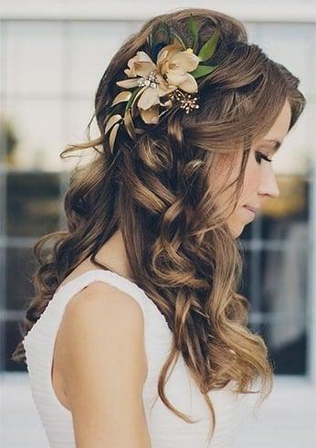 bohemian hairstyles for medium