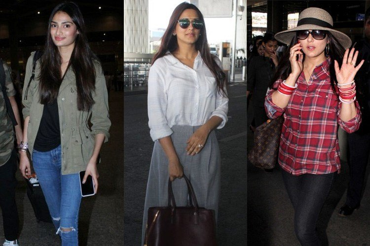 B-Town Beauties Travel Style