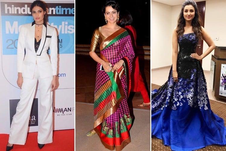 Bollywood Divas and their stylists