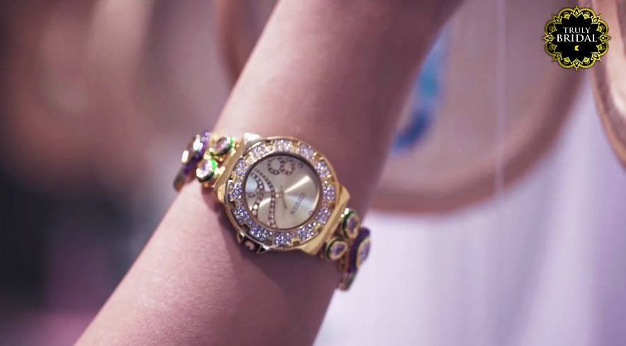 Bridal watch