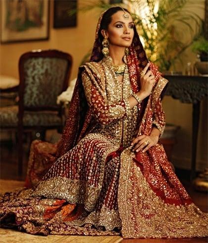 Bunto Kazmi Wedding Dresses