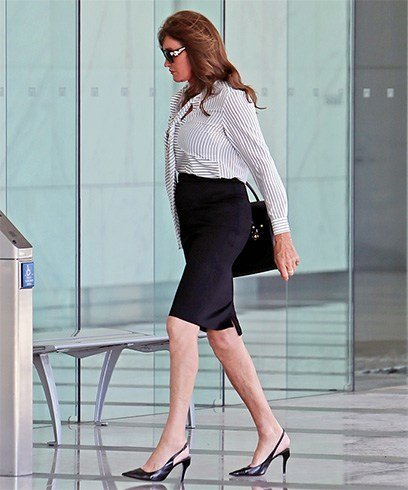 Caitlyn corporate look