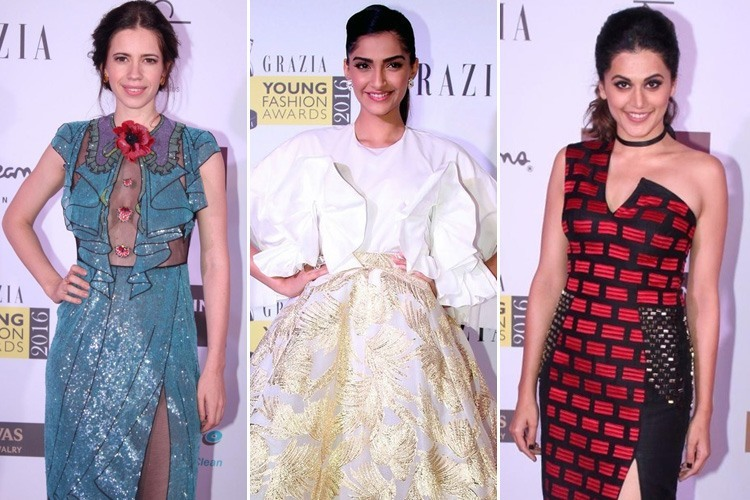 Celebs at Grazia Young Fashion Awards 2016