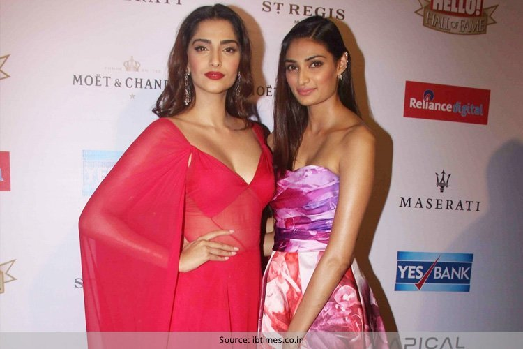 Celebs at Hello Hall Of Fame Awards 2016