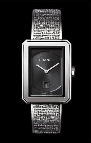 Chanel Boyfriend Tweed