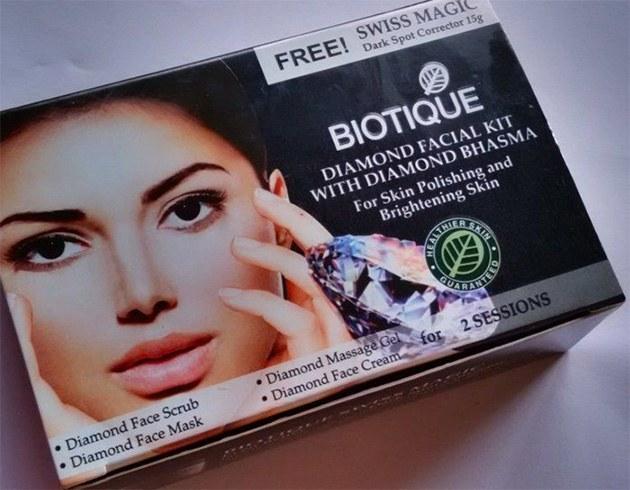 Diamond Facial Kit Review