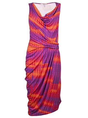 Draped Dress Sarong