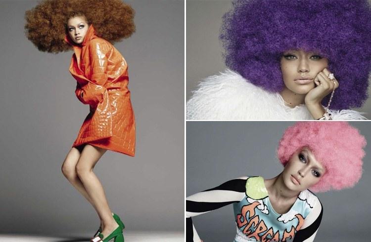 Gigi Hadid Wigs