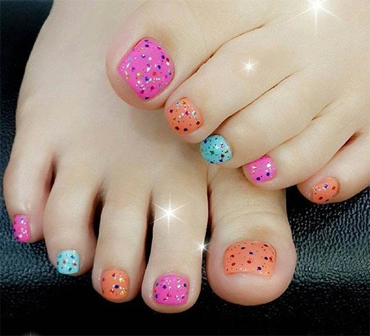 Toe nail designs pictures do yourself the world s catalog of ideas toe nail designs pictures do yourself easy toe nail designs that are totally worth your solutioingenieria Images