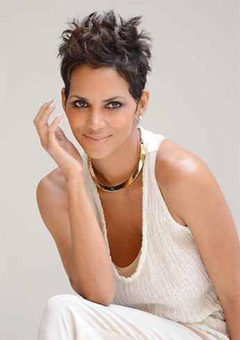 Halle Berry Makeup Tips