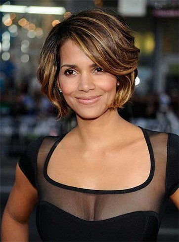 Halle Berry Makeup Looks