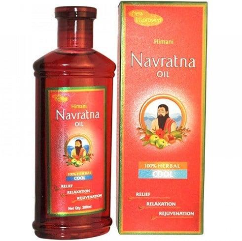 Himani Ayurvedic Navratna Hair Oil