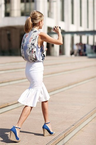 Italian Fashion On Indian Streets For Chic Summer Street Style