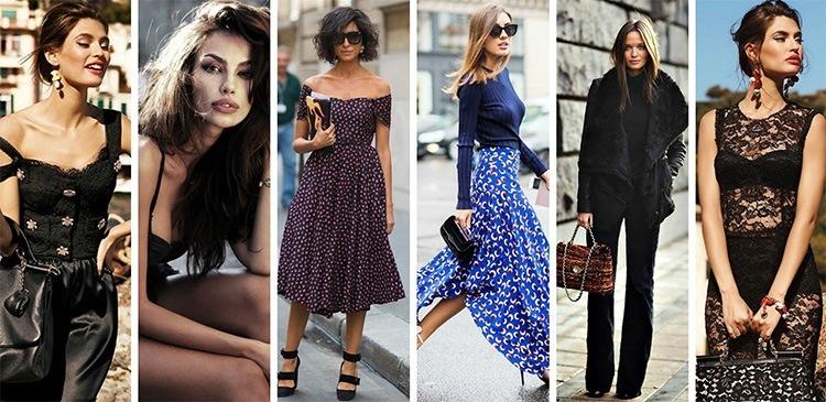 Italian Women Fashion