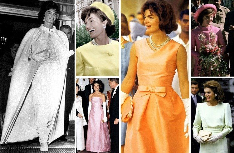 Jacqueline Kennedy inaugural gowns