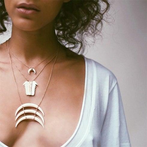 Jacquie aiche necklaces