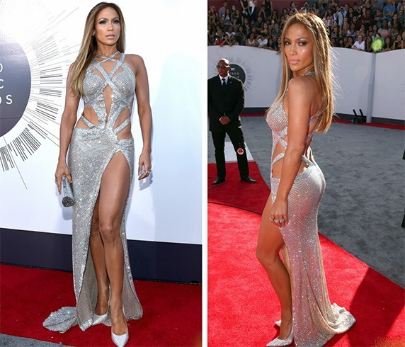 Jennifer Lopez cutouts