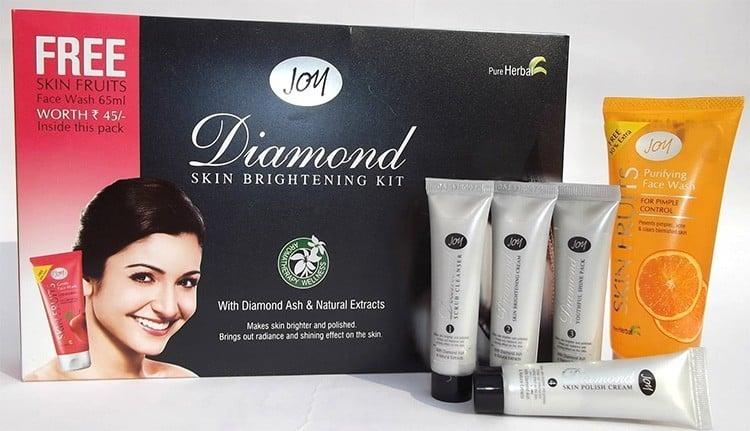 Joy Diamond Facial Kit