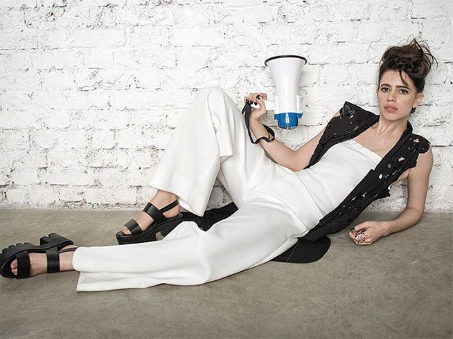 Kalki in Anand Bhushan jumpsuit