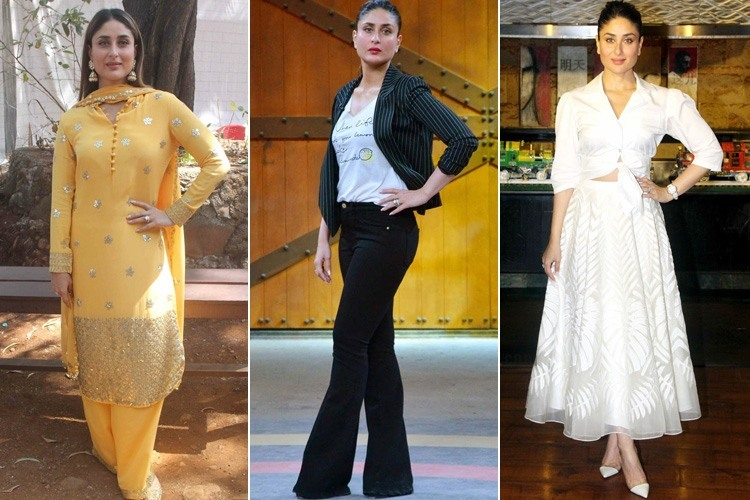Kareena Kapoor looks at Ki And Ka Promotions