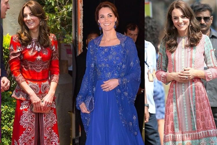 Kate Middleton Visit India