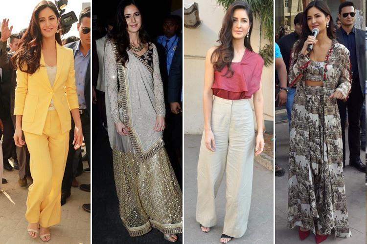 Katrina Styled By Tanya Ghavri